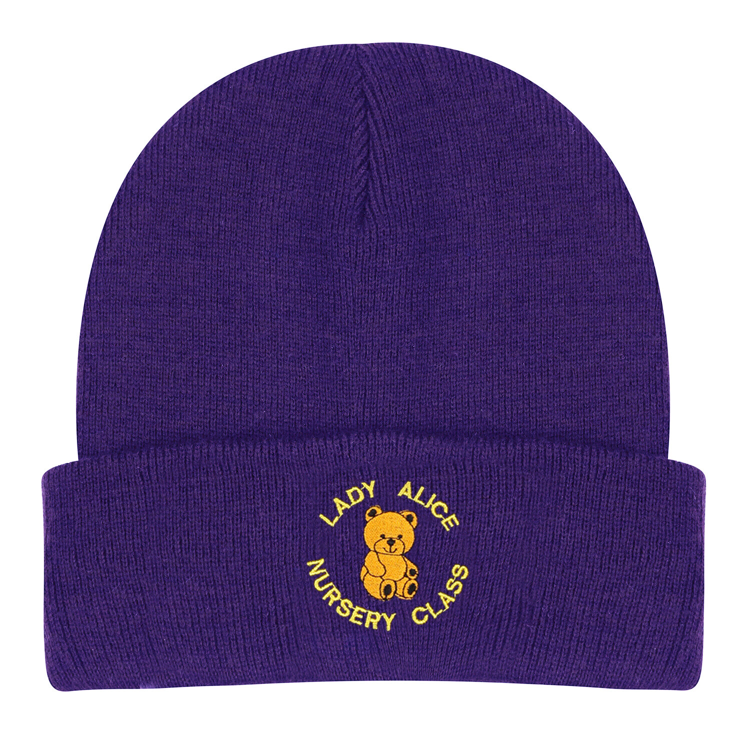 Lady Alice Nursery Wooly Hat