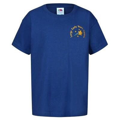 Largs Early Years Nursery Staff T-Shirt (Unisex) (RCS5000)