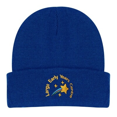 Largs Early Years Nursery Staff Wooly Hat