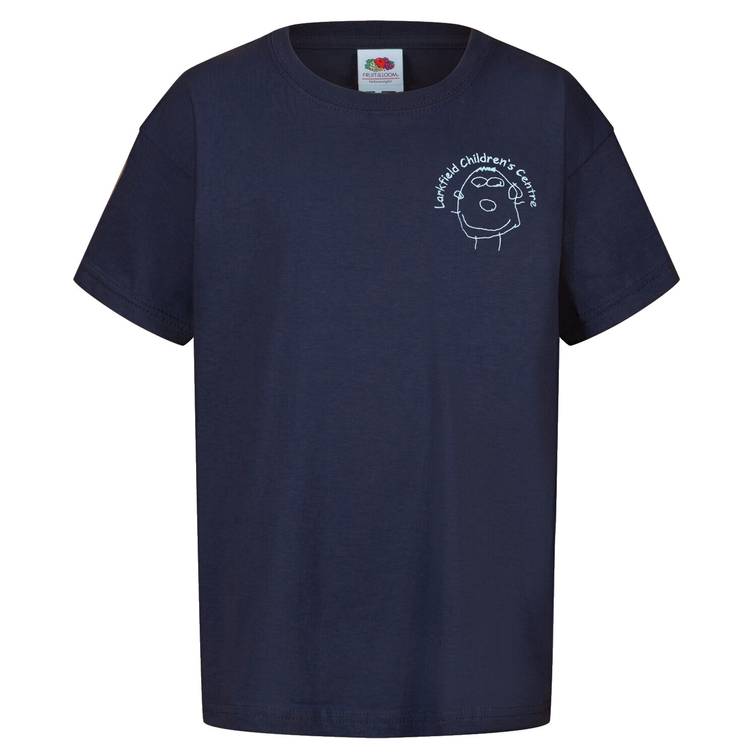 Larkfield Childrens Centre Nursery Staff T-Shirt (Unisex) (RCS5000)