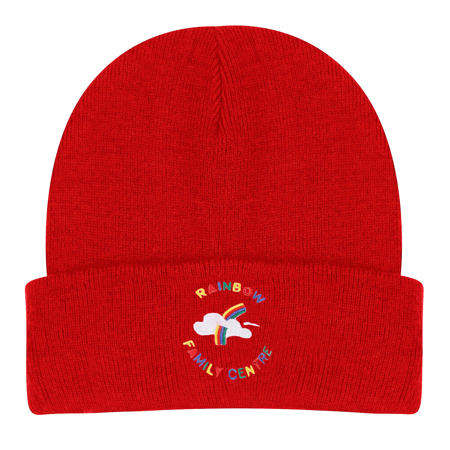 Rainbow Nursery Wooly Hat