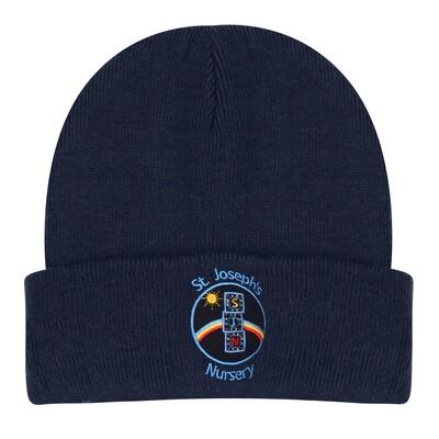 St Joseph's Nursery Staff Wooly Hat