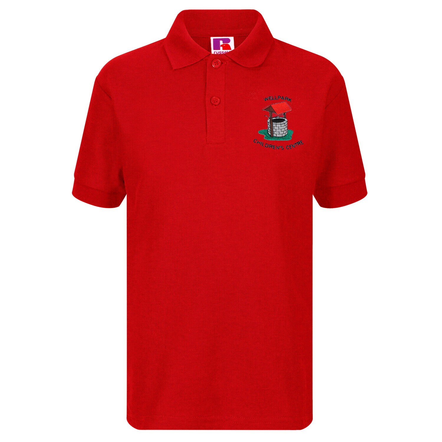 Wellpark Childrens Centre Staff Polo (Unisex) (RCS539M)