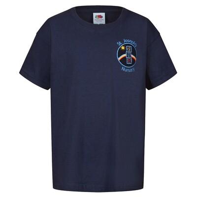 St Joseph's Nursery Staff T-Shirt (Unisex) (RCS5000)