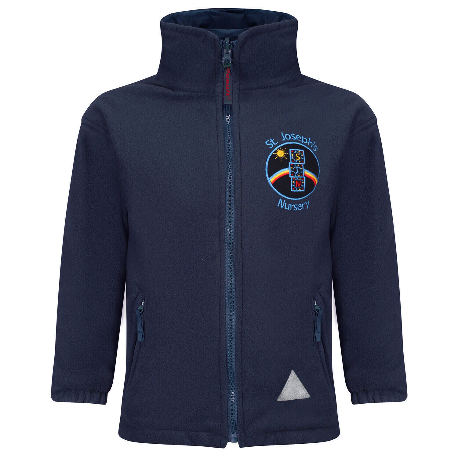 St Joseph's Nursery Staff Fleece (Unisex) (RCSRS36)