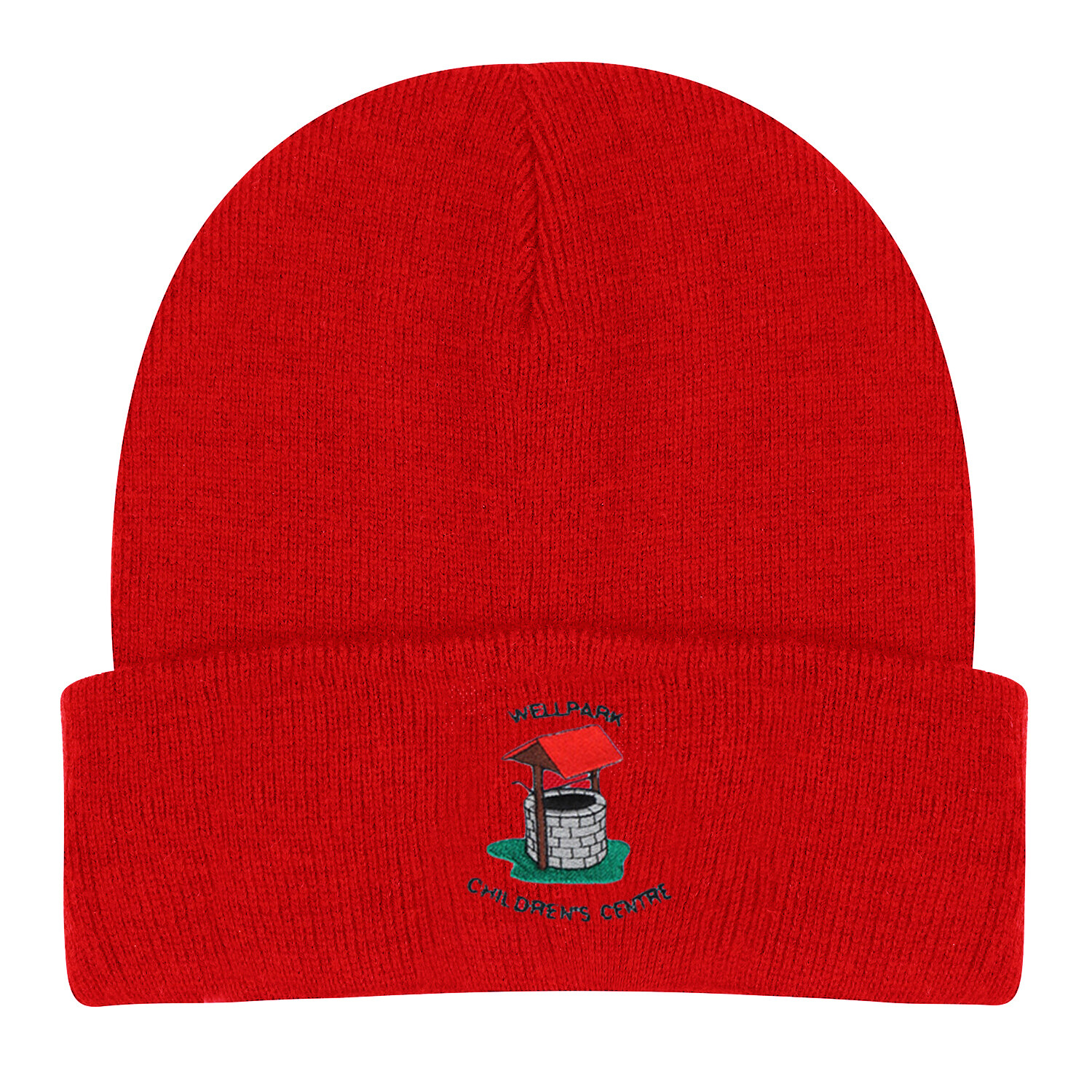 Wellpark Childrens Centre Wooly Hat