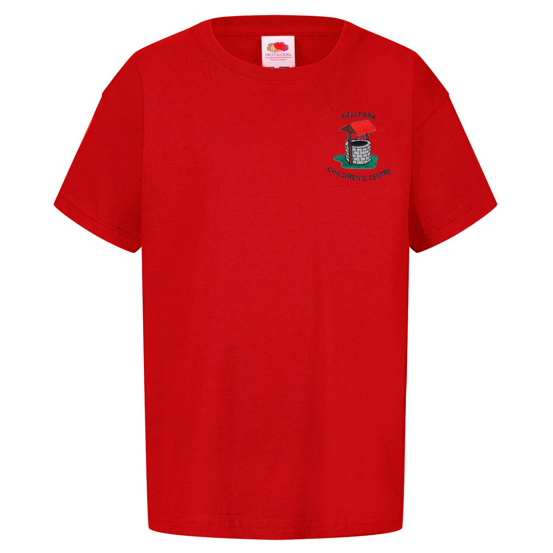 Wellpark Childrens Centre Staff T-Shirt (Unisex) (RCS5000)