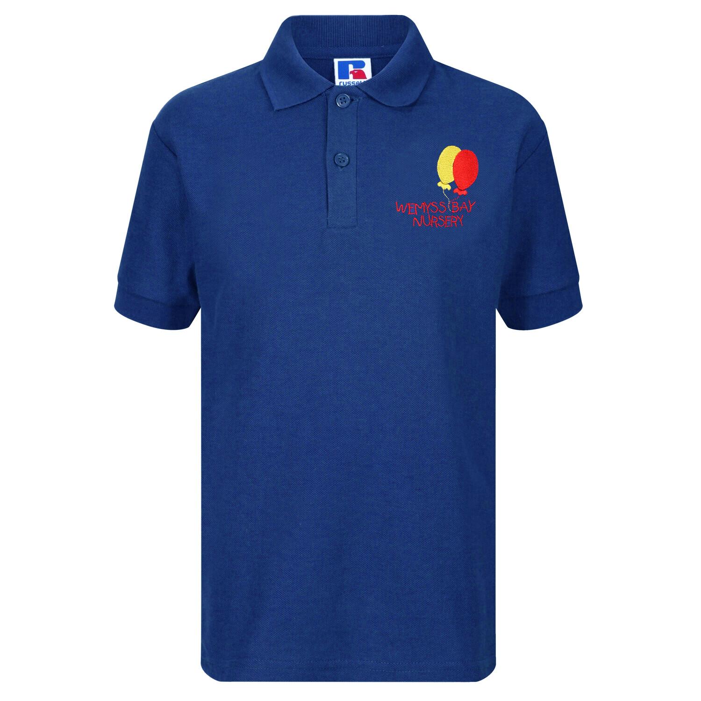 Wemyss Bay Nursery Staff Polo (Unisex) (RCS539M)