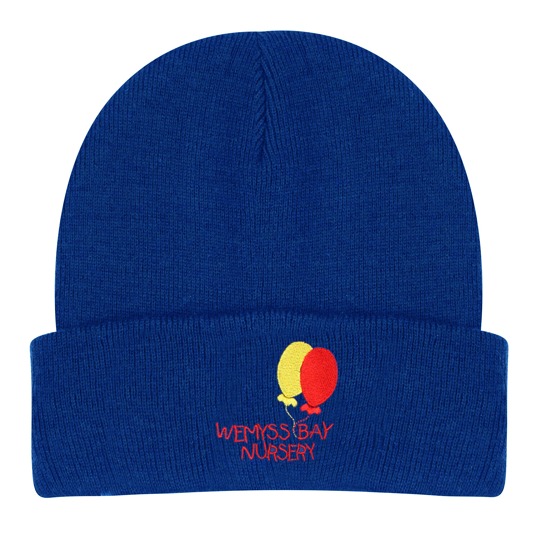Wemyss Bay Nursery Staff Wooly Hat