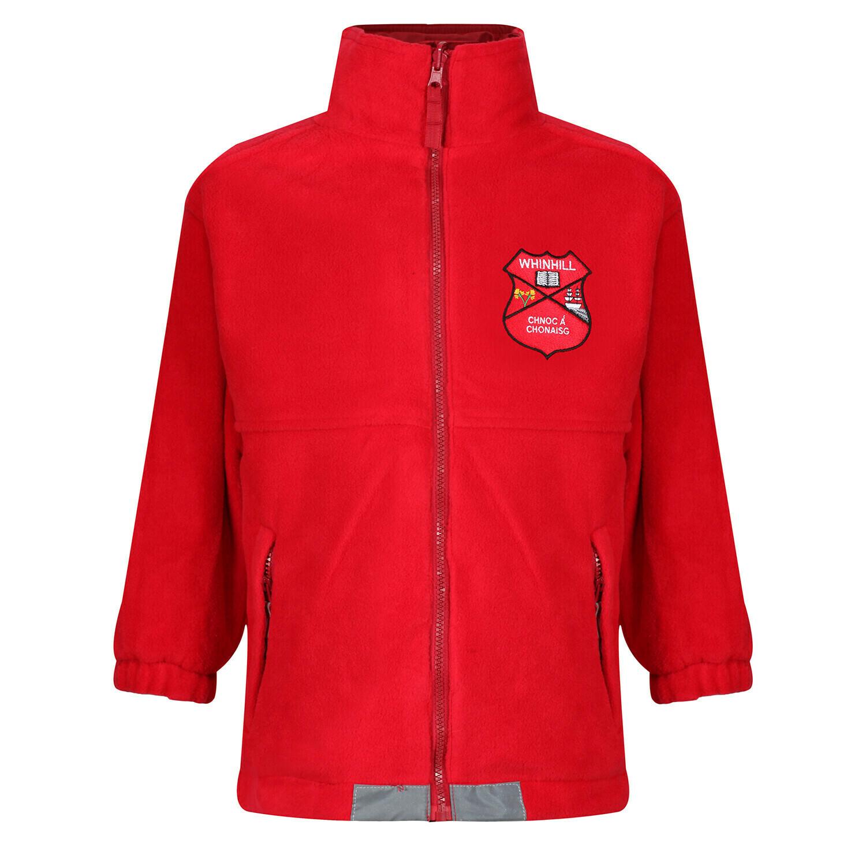 Whinhill Nursery Staff Fleece (Unisex) (RCSRS36)