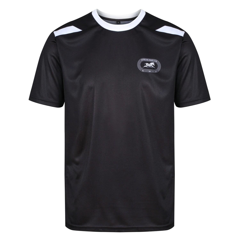 Inverclyde Athletics (IAC) Short Sleeve T-Shirt (Black)