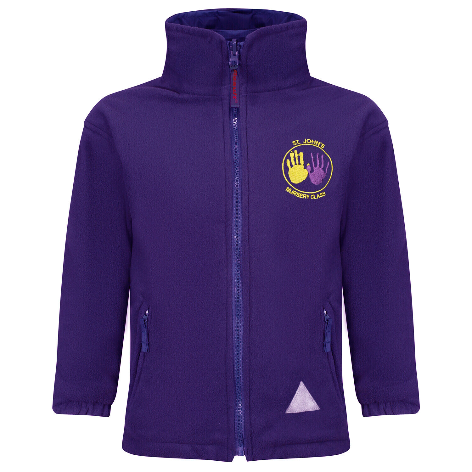 St John's Nursery Staff Fleece (Unisex) (RCSRS36)