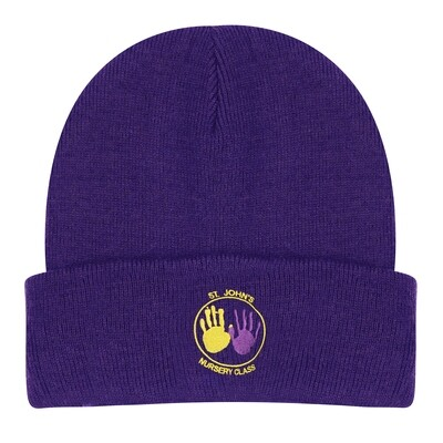 St John's Nursery Wooly Hat