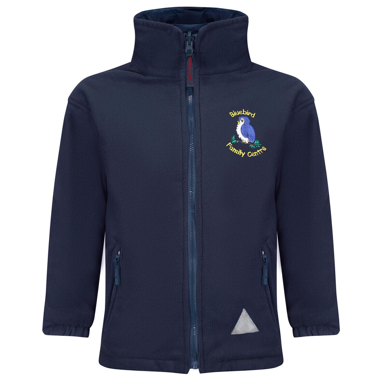 Bluebird Nursery Fleece (RCSRS36)