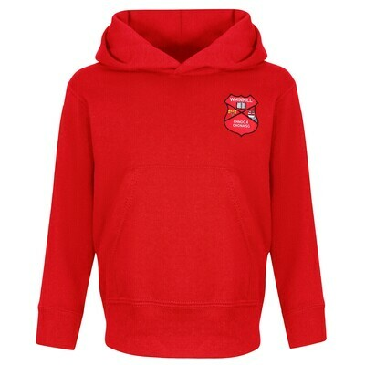 Whinhill Primary P7 Leavers Hoody (2021) (£8 of the £18 cost is being paid by The PTA)