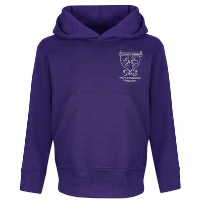 All Saints Primary P7 Leavers Hoody (2021)