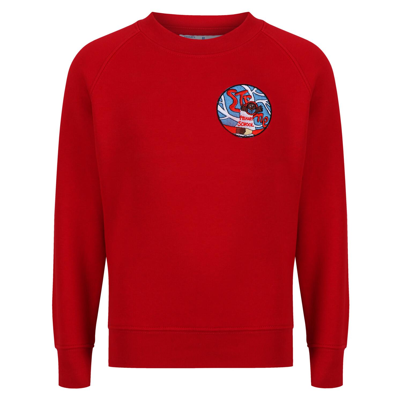 Strone Primary Sweatshirt