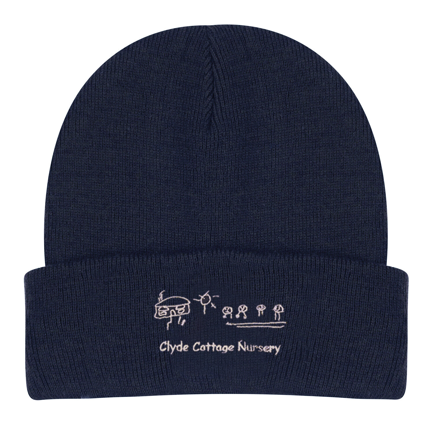 Clyde Cottage Nursery Staff Wooly Hat