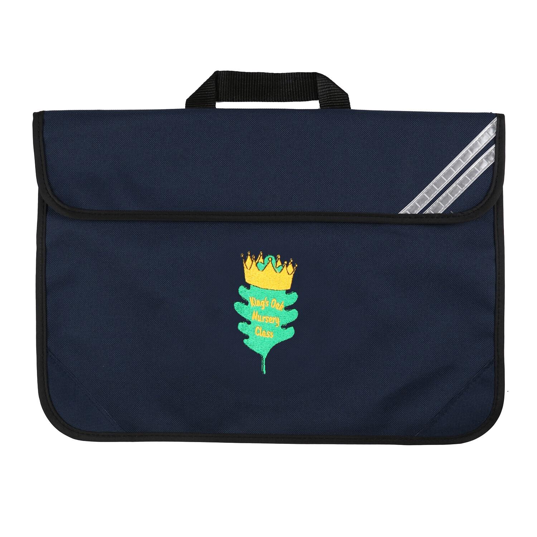 King's Oak Nursery Book Bag (Navy)