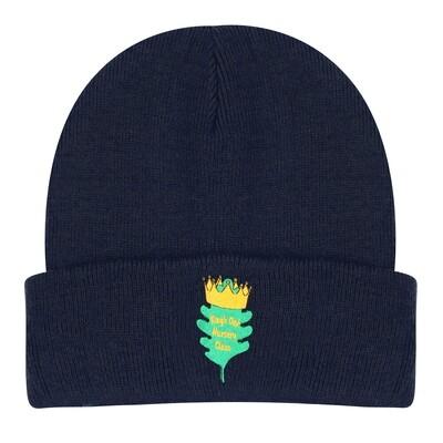 King's Oak Nursery Wooly Hat (Navy)