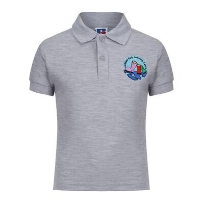Larkfield ELC Nursery Poloshirt (choice of colours)