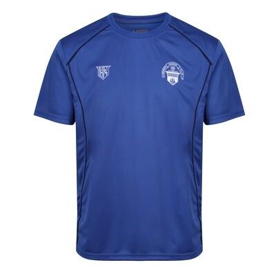 NEW Morton Training T-Shirt (as worn by the Morton 1st Team - Season 2021-22)