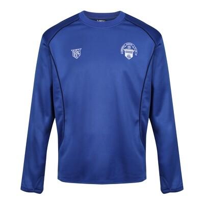 NEW Morton Training Sweatshirt (as worn by the Morton 1st Team - Season 2021-22)