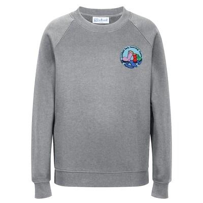 Larkfield ELC Nursery Sweatshirt (choice of colours)