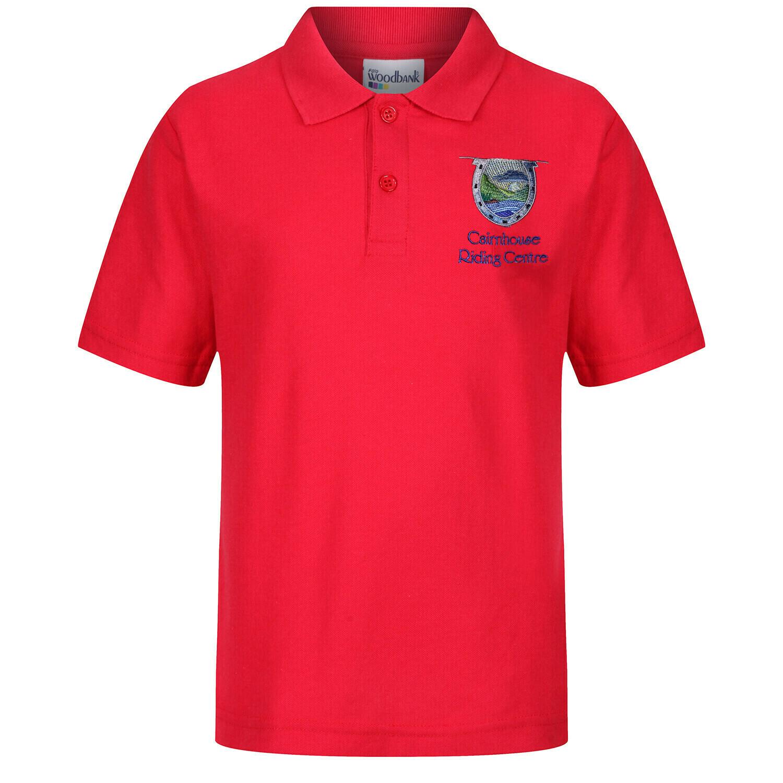 Cairnhouse Riding Centre Polo Shirt