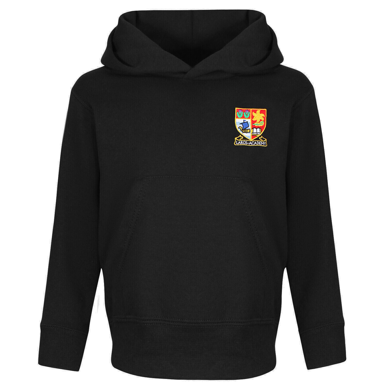 Largs Academy PE Hoody (RCSGD57Black)