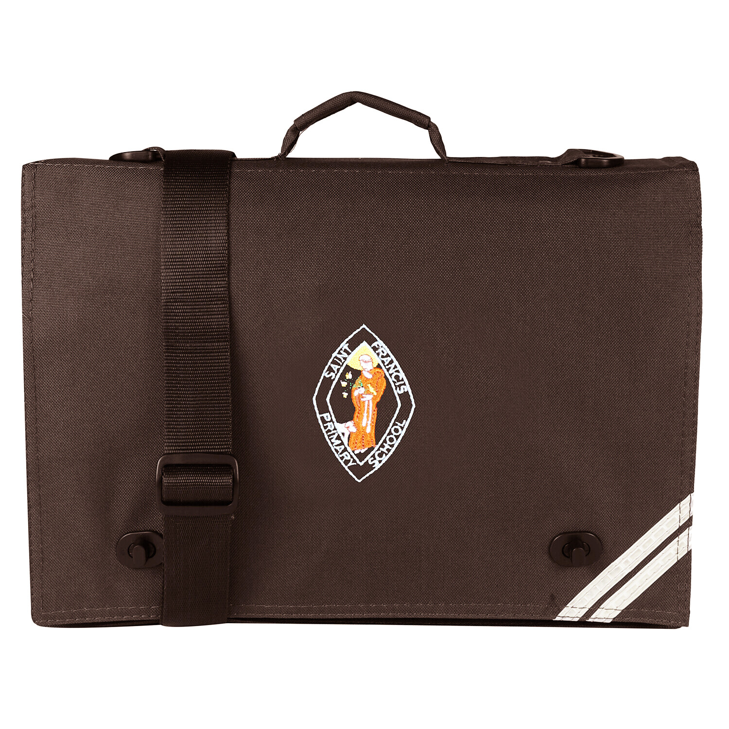 St Francis Primary Document Case (Brown)