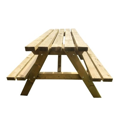 Heavy Duty Picnic Bench (Flat-Pack)