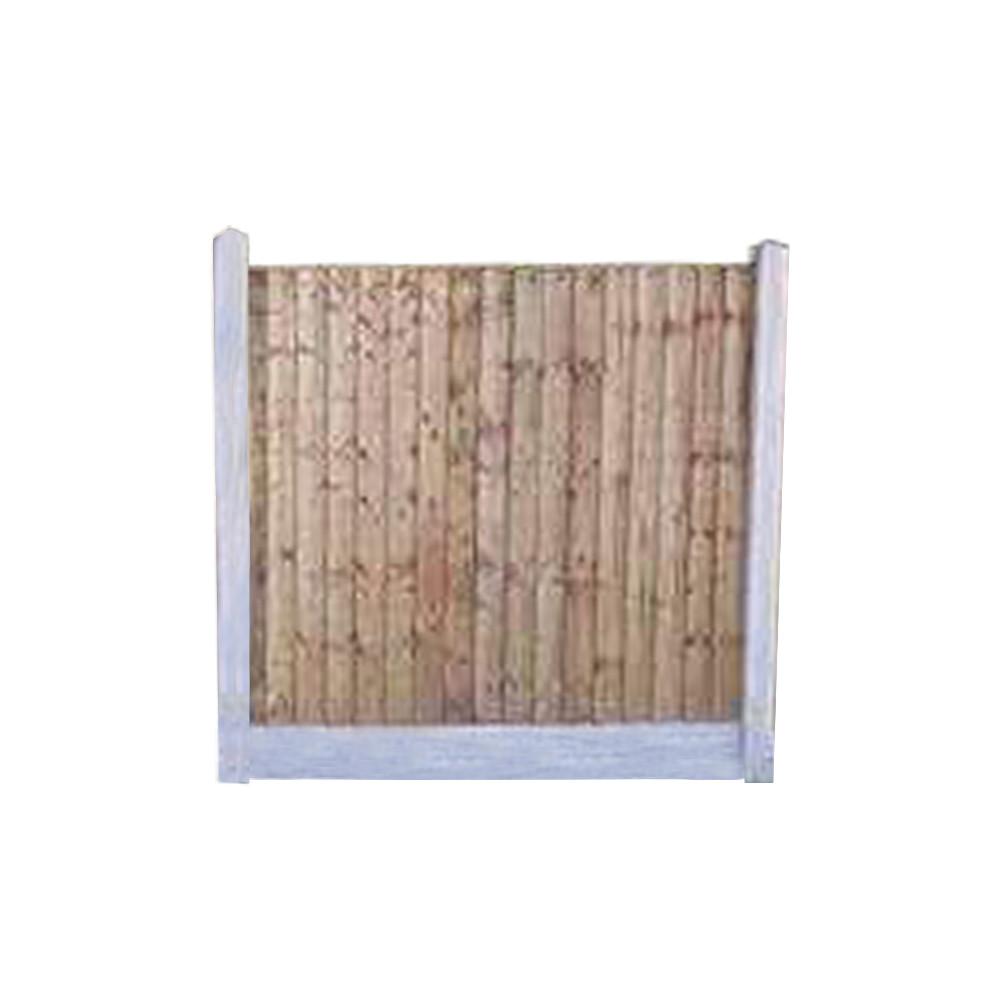 6x3' Heavy-duty Tanalised Fence Panel