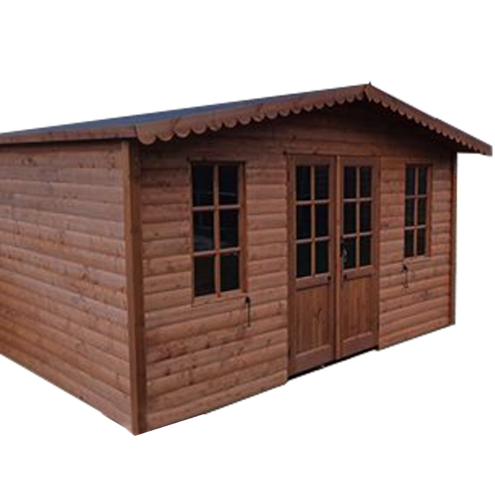 Insulated Bolsover Summer House (14x10')