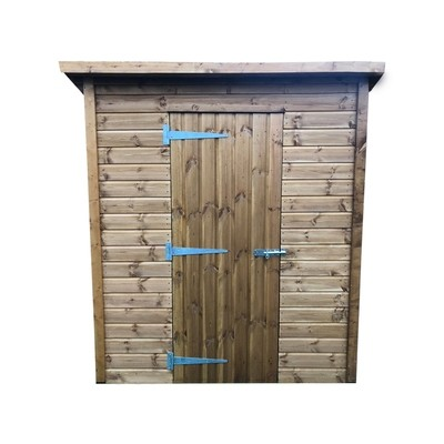 Flat-pack Shed - 6x5' Shiplap