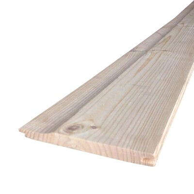 Shiplap Tongue and Groove Lengths