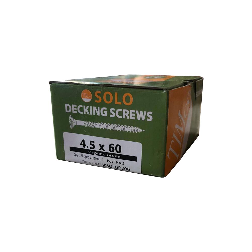 Solo Decking Screws (Box of 200)