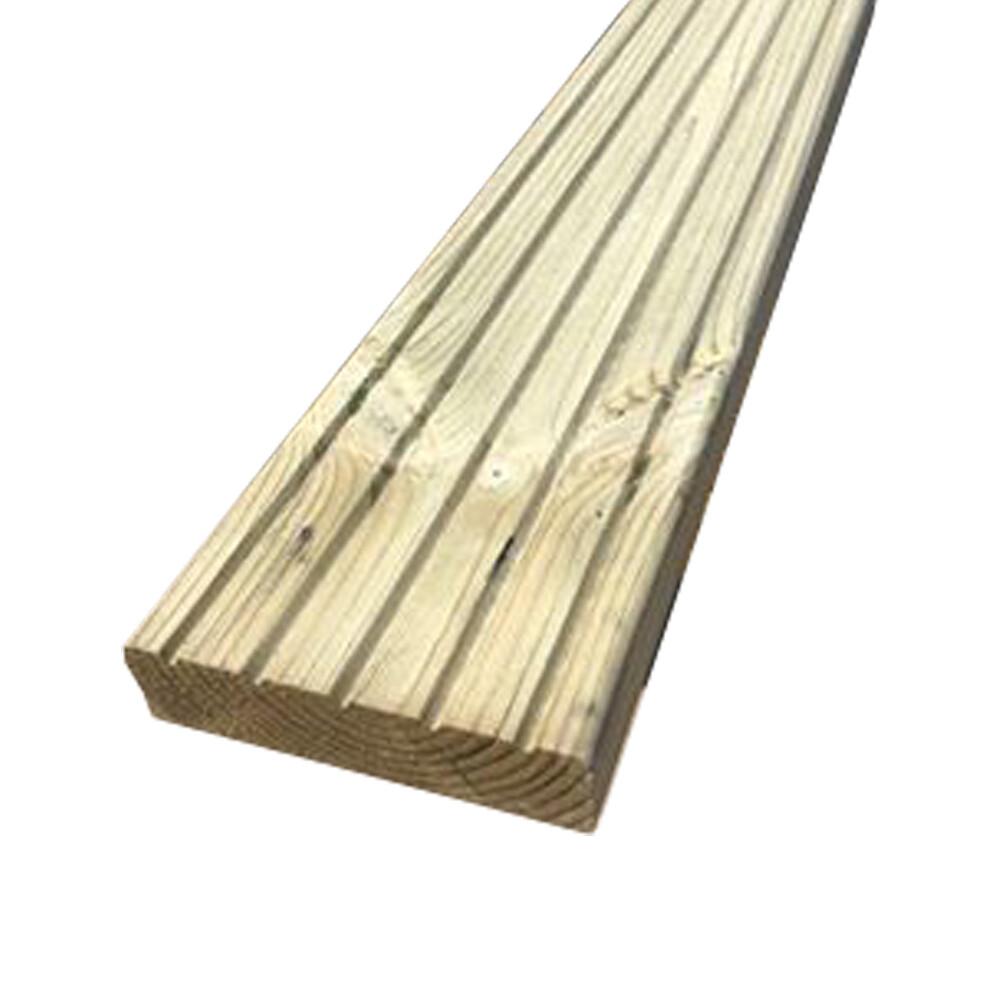 Premium Tanalised Decking (3.6m Lengths)