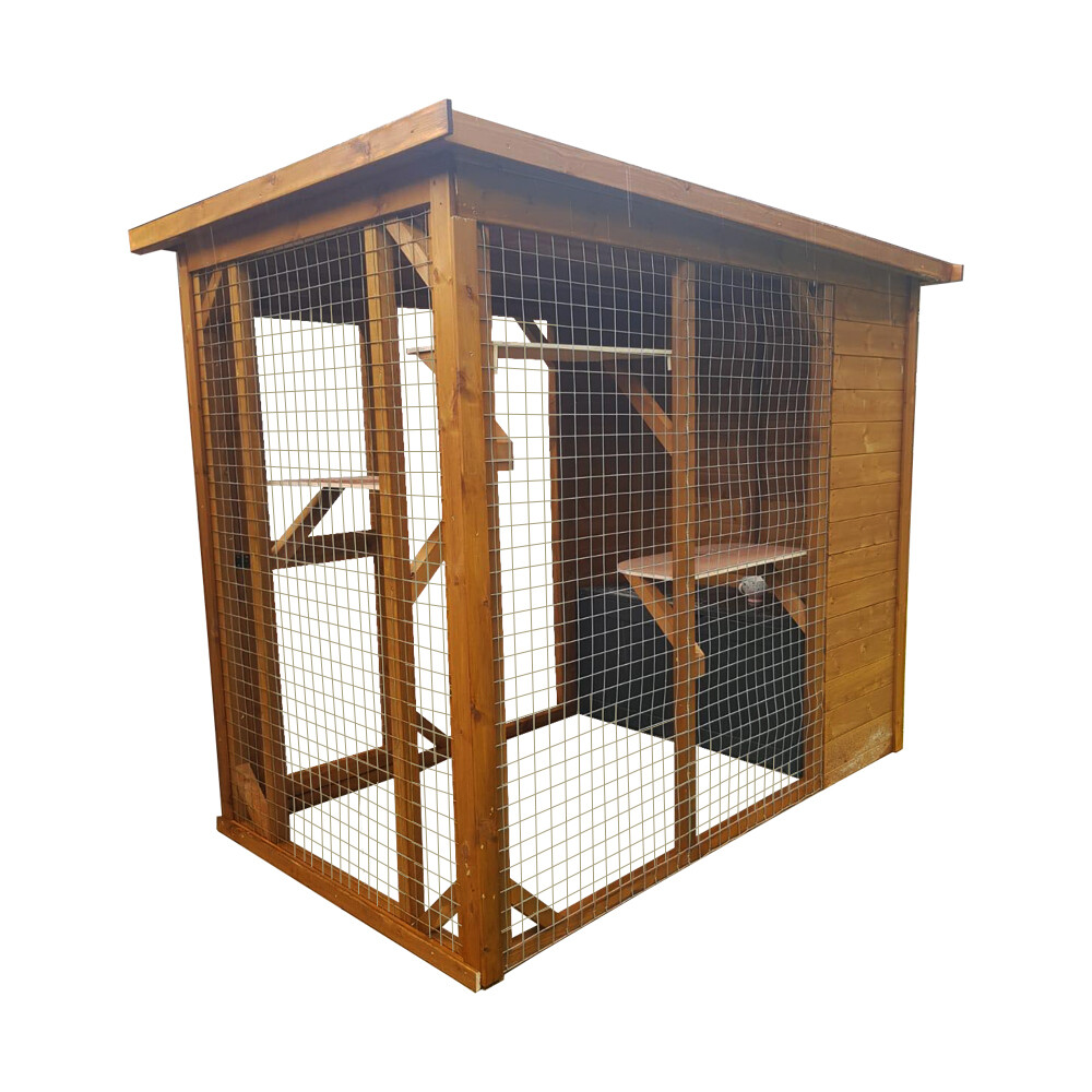 The Catio 2.1m x 90cm