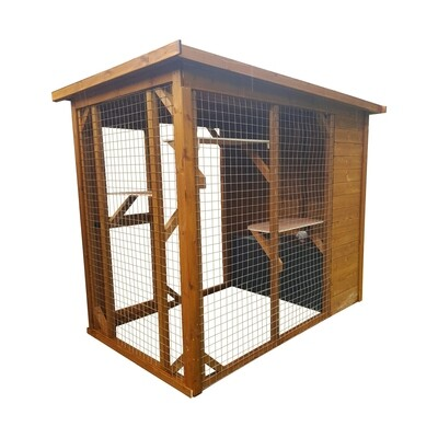 The Catio 1.5m x 90cm