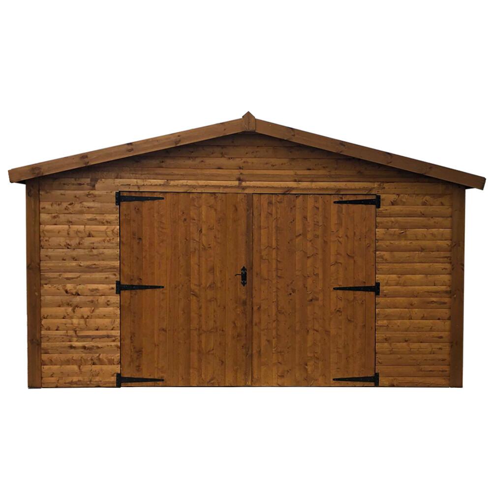 Single Garage 17x9'