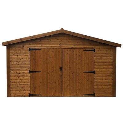Single Garage 18x9'