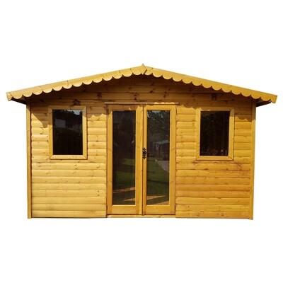 Insulated Renishaw Summer House (10x8')