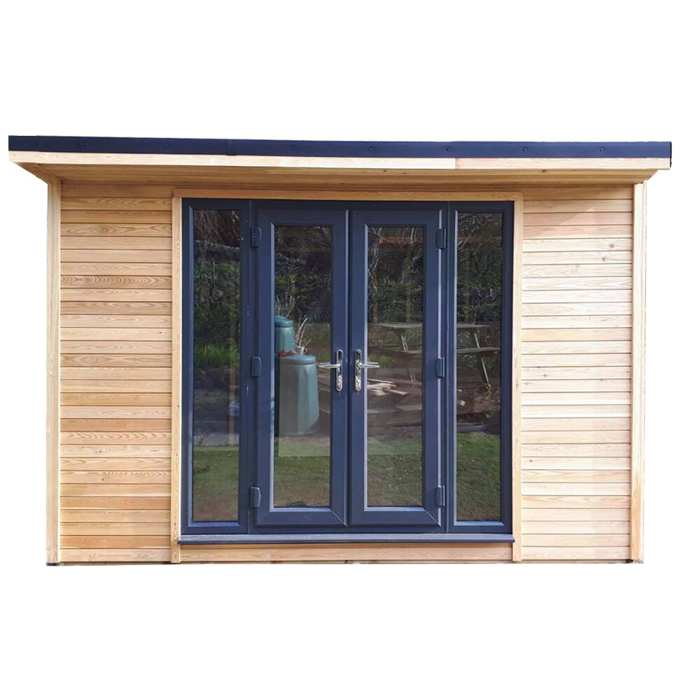 Luxury Garden Room 4x3' (With 2.4m External Canopy)