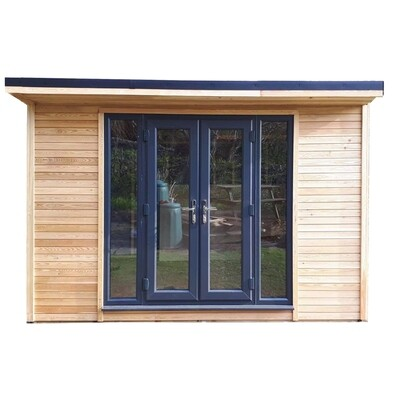 Luxury Garden Room 4x3' (Without External Canopy)