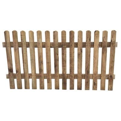 Picket Fence 6x4'