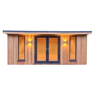 Luxury Garden Room 6x3' (Without External Canopy)