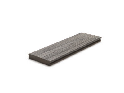 Island Mist - Trex™ Transcend Deck board (Grooved)(25x140mm) - 3.6m Lengths