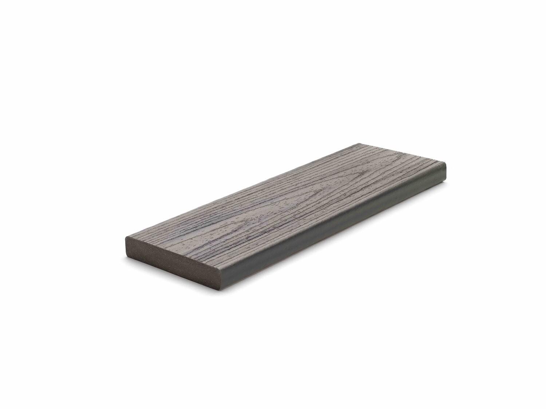 Island Mist - Trex™ Transcend Deck board (Square)(25x140mm) - 3.6m Lengths