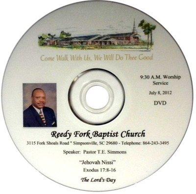 Sermon CD